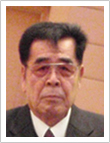 上野茂(元連盟副会長)の写真